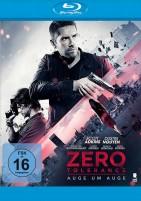 Zero Tolerance - Auge um Auge (Blu-ray)