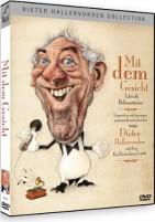 Mit dem Gesicht - Dieter Hallervorden Live - Dieter Hallervorden Collection (DVD)