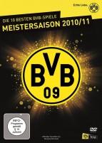 Die 10 besten BVB-Spiele - Meistersaison 2010/11 (DVD)