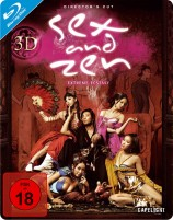 Sex and Zen: Extreme Ecstasy 3D - Director's Cut / Blu-ray 3D + 2D / Steelbook (Blu-ray)