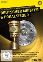 Die 10 besten BVB-Spiele der Saison 2011/2012 - Deutscher Meister & Pokal Sieger 2012 (DVD)