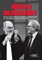 Hüsch & Hildebrandt - Hanns Dieter Hüsch und Dieter Hildebrandt im Scheibenwischer 1980-2001 (DVD)