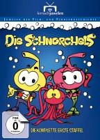 Die Schnorchels - Die Schlümpfe des Meeres - Staffel 01 (DVD)