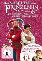 Das Märchen von der Prinzessin, die unbedingt in einem Märchen vorkommen wollte - Special Edition (DVD)