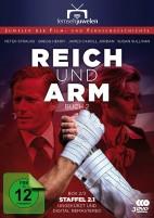 Reich und Arm - Buch 2 / Teil 1 / Ungekürzt + Remastered (DVD)