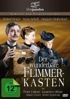 Der wunderbare Flimmerkasten - Die Erfindung der Filmkamera (DVD)