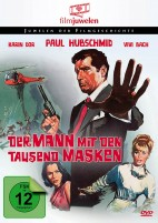 Der Mann mit den tausend Masken (DVD)