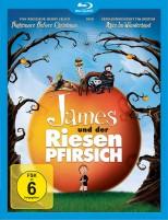 James und der Riesenpfirsich (Blu-ray)