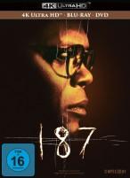 187 - Eine tödliche Zahl - Limited Collector's Edition / 4K Ultra HD Blu-ray + Blu-ray + DVD (Ultra HD Blu-ray)