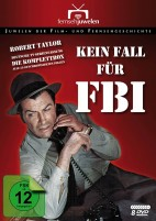 Kein Fall für FBI - Komplettbox / Deutsche TV-Serienfassung (DVD)
