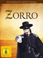 Zorro - Staffel 2 (DVD)