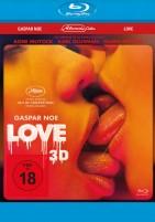 Love 3D - Blu-ray 3D + 2D (Blu-ray)