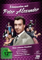 Peter Alexander - Seine schönsten Komödien! (DVD)