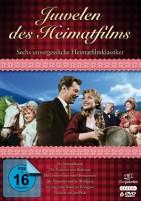 Juwelen des Heimatfilms - Sechs unvergessliche Heimatfilmklassiker (DVD)