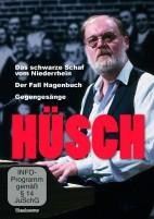 Hans Dieter Hüsch: Das schwarze Schaf vom Niederrhein & Der Fall Hagenbuch (DVD)
