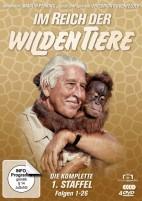 Im Reich der wilden Tiere - Staffel 01 / Folgen 1-26 (DVD)