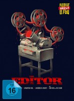 The Editor - Limited Mediabook (Blu-ray)