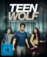 Teen Wolf - Staffel 02 (Blu-ray)