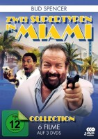 Zwei Supertypen in Miami - Bud Spencer Collection / 6 Filme (DVD)