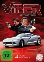 Viper - Komplettbox / Alle 4 Staffeln (DVD)