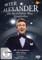 Die Peter Alexander Spezialitäten Show - Komplettbox (DVD)
