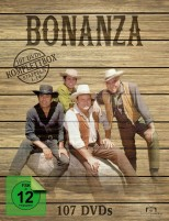 Bonanza - Komplettbox / Staffel 1-14 (DVD)