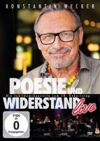Konstantin Wecker: Poesie und Widerstand live - Die Jubiläumskonzerte zum 70. Geburtstag (DVD)