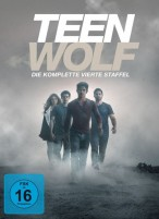 Teen Wolf - Staffel 04 (DVD)