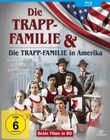Die Trapp-Familie & Die Trapp-Familie in Amerika - Die Doppelbox (Blu-ray)