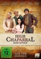 High Chaparral - Komplettbox / Alle vier Staffeln (DVD)