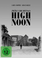 Zwölf Uhr mittags - High Noon - Limited Edition Mediabook (Blu-ray)