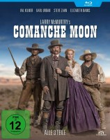 Larry McMurtry's Comanche Moon - Alle 3 Teile (Blu-ray)