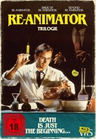 Re-Animator 1-3 - Limited Collector's Edition im VHS-Design (Blu-ray)