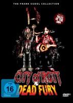 City of Rott & Dead Fury - Double Feature / Pop-Up Mediabook (DVD)