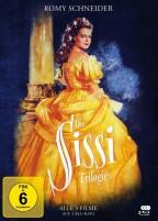 Die Sissi Trilogie - Special Edition / Mediabook (Blu-ray)