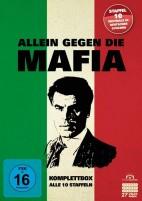 Allein gegen die Mafia - Komplettbox / Alle 10 Staffeln (DVD)