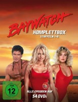 Baywatch - Staffeln 1-9 / Komplettbox (DVD)