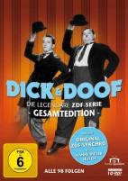 Dick & Doof - Die legendäre ZDF-Serie / Gesamtedition (DVD)