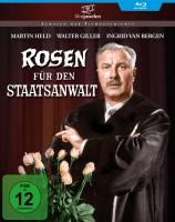 Rosen für den Staatsanwalt (Blu-ray)