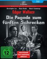 Die Pagode zum fünften Schrecken (Blu-ray)