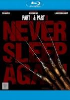 Never Sleep Again 1 & 2 - Special Edition (Blu-ray)