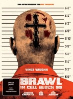 Brawl in Cell Block 99 - Limited Collector's Mediabook / Uncut (Blu-ray)