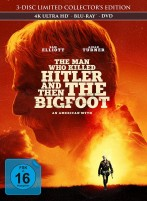 The Man Who Killed Hitler and Then The Bigfoot - Limited Collector's Edition / 4K Ultra HD Blu-ray + Blu-ray + DVD (4K Ultra HD)