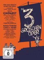 Die 3-Groschen-Oper - Mediabook / Restaurierte Fassung (Blu-ray)