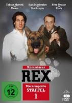Kommissar Rex - Staffel 01 (DVD)