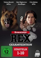Kommissar Rex - Staffel 1-10 / Gesamtedition (DVD)