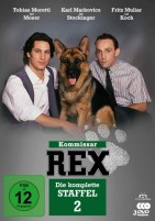 Kommissar Rex - Staffel 02 (DVD)
