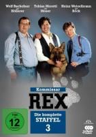 Kommissar Rex - Staffel 03 (DVD)