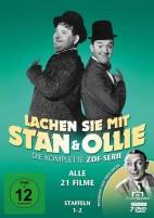 Lachen Sie mit Stan & Ollie - Die ZDF-Gesamtedition (DVD)