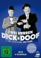 Zwei Herren Dick und Doof - Die Original ZDF-Serie (DVD)